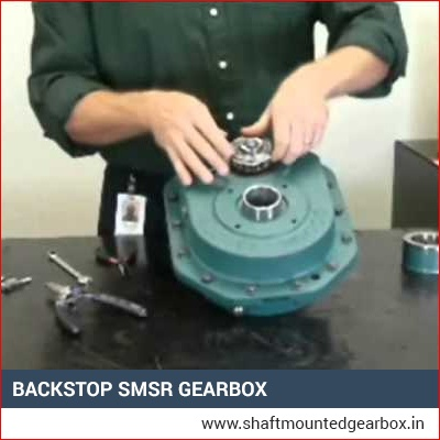 Backstop SMSR Gearbox Ahmedabad
