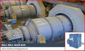 Ball-Mill-Gear-Box Manufacturer
