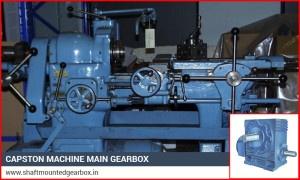 Capston Machine Main Gearbox India