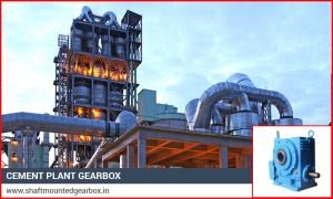 Cement Plant Gearbox, Conveyor Gearbox Exporter