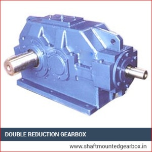 Double Reduction Gearbox Nagpur