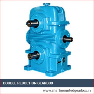 Double Reduction Gearbox Jaipur