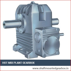 Hot Mix Plant Gearbox Gurgaon