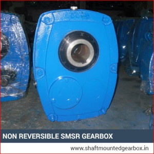Non Reversible SMSR Gearbox Supplier India