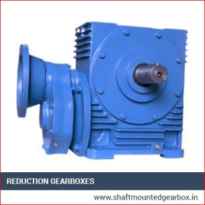 Reduction Gearboxes Manufacturer India