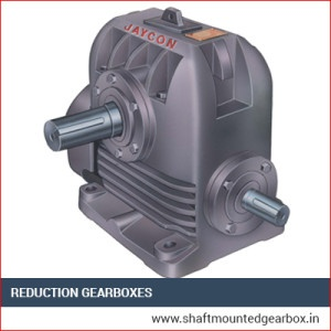 Reduction Gearboxes India