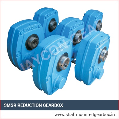 SMSR Reduction Gearbox Supplier
