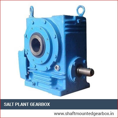 Salt Plant Gearbox Supplier