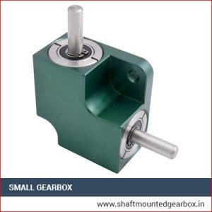 Small Gearbox Manufacturer