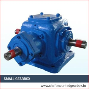 Small Gearbox India