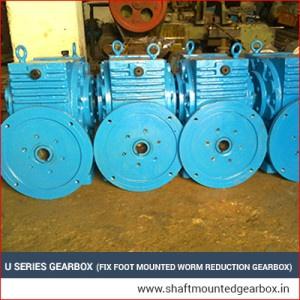 U Series Gearbox Exporter