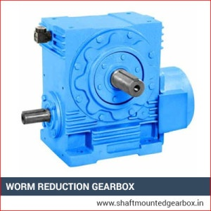 Worm Reduction Gearbox Manufacturer India