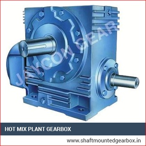 Hot Mix Plant Gearbox Supplier