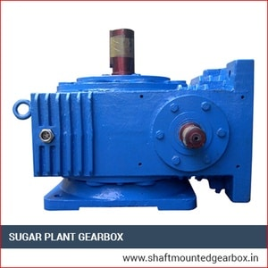 Sugar Plant Gear Box