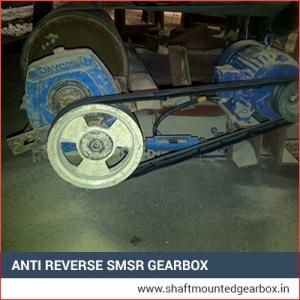 Anti Reverse SMSR Gearbox Supplier Nashik