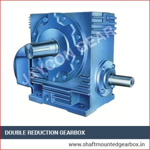 Double Reduction Gearbox Gwalior