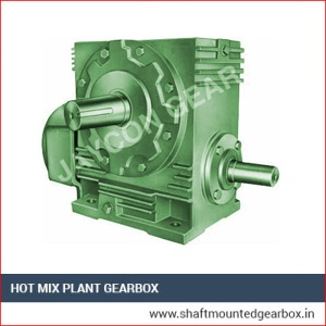 Hot-Mix-Plant-Gearbox-Manufacturer