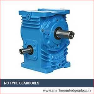 NU Type Gearboxes Manufacturer Indore
