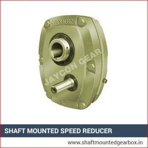 Shaft Mounted Speed Reducer Ahmedabad