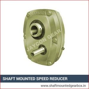 Shaft Mounted Speed Reducer Ahmedabad