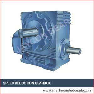 Speed Reduction Gearbox Supplier Thane