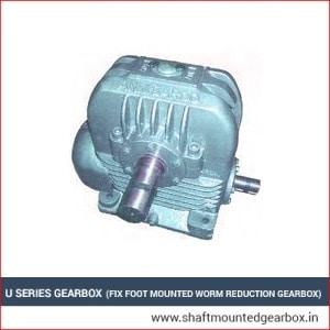U Series Gearbox Supplier