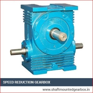 Speed Reduction Gearbox 02 300x300
